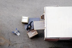 Removal Man and Van Services in W5